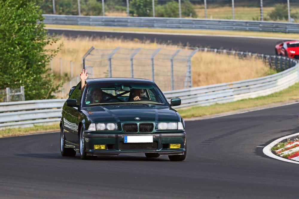 Ein Traum wird wahr - 323i Coupe Ringtool - 3er BMW - E36