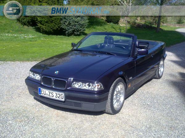 320 Cabrio Aktuelle Bilder - 3er BMW - E36