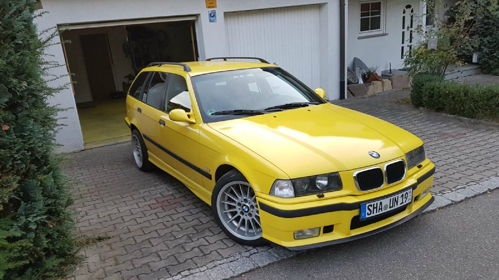 E36 328 Grauguss m Optik Touring - 3er BMW - E36