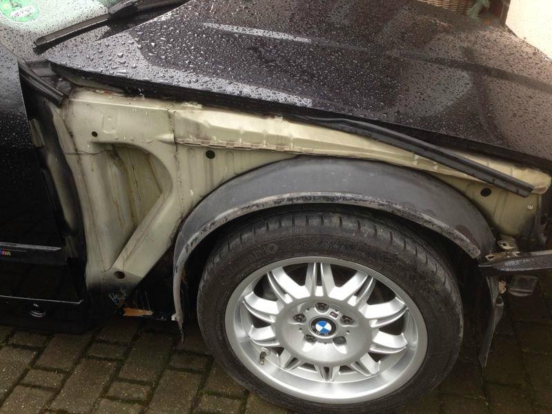 328i Touring / Update - Getriebeumbau - 3er BMW - E36