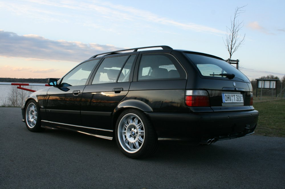 328i touring update fahrwerk 3er bmw e36. Black Bedroom Furniture Sets. Home Design Ideas