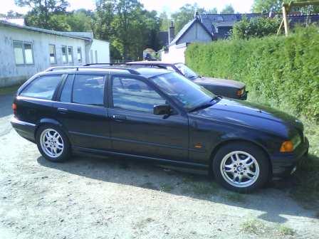 328i Touring / Update - Getriebeumbau - 3er BMW - E36 - DSC00308.JPG