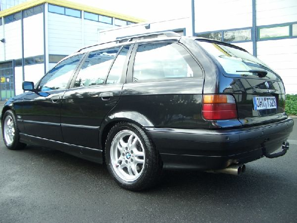 328i Touring / Update - Getriebeumbau - 3er BMW - E36 - CIMG2106.JPG