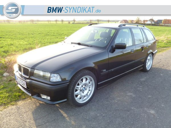 328i Touring / Update - Getriebeumbau - 3er BMW - E36 - P1000088.JPG