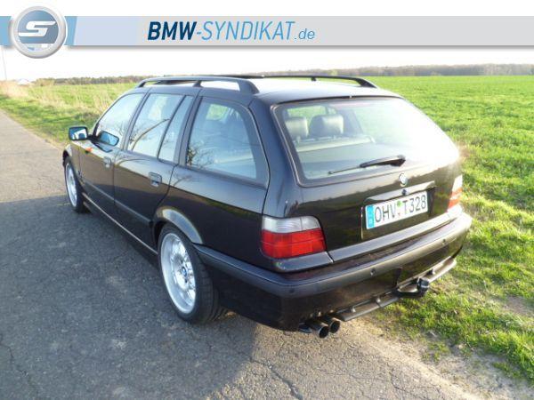 328i Touring / Update - Getriebeumbau - 3er BMW - E36 - P1000092.JPG