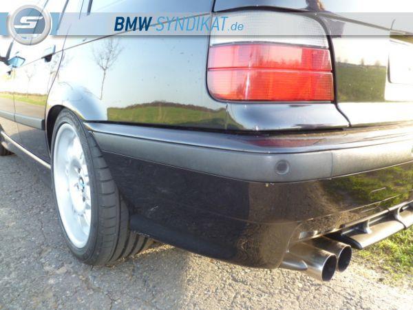 328i Touring / Update - Getriebeumbau - 3er BMW - E36 - P1000095.JPG