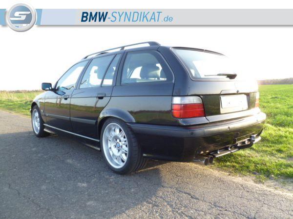 328i Touring / Update - Getriebeumbau - 3er BMW - E36 - P1000093.JPG