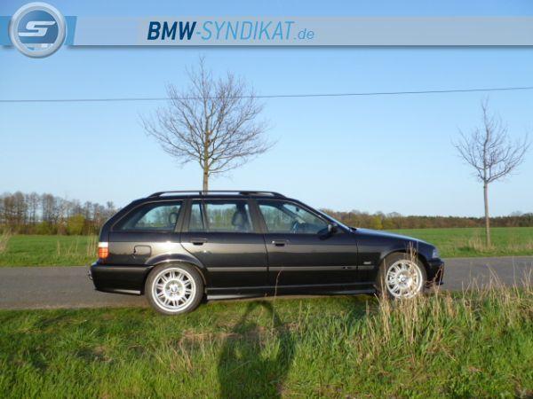 328i Touring / Update - Getriebeumbau - 3er BMW - E36 - P1000086.JPG