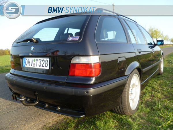 328i Touring / Update - Getriebeumbau - 3er BMW - E36 - P1000100.JPG