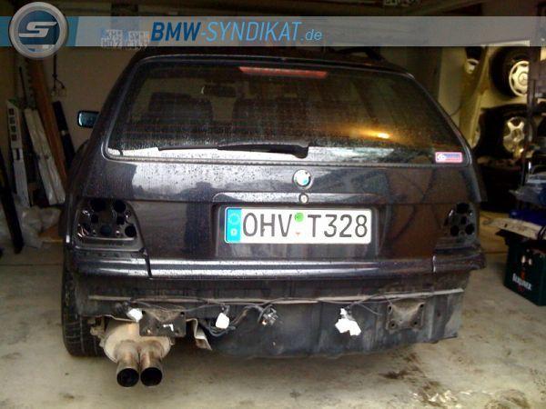 328i Touring / Update - Getriebeumbau - 3er BMW - E36 - Lack BMW.jpg