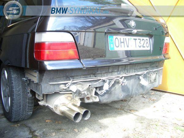 328i Touring / Update - Getriebeumbau - 3er BMW - E36 - CIMG2234.JPG