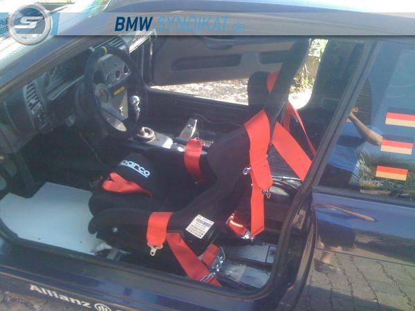 E36 318is Umbau auf Slalom - 3er BMW - E36