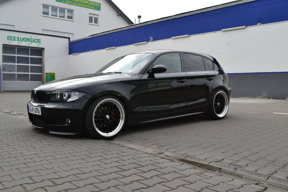 1er bmw tuning bmw 1er m coupe 440ps 700nm by ok. Black Bedroom Furniture Sets. Home Design Ideas