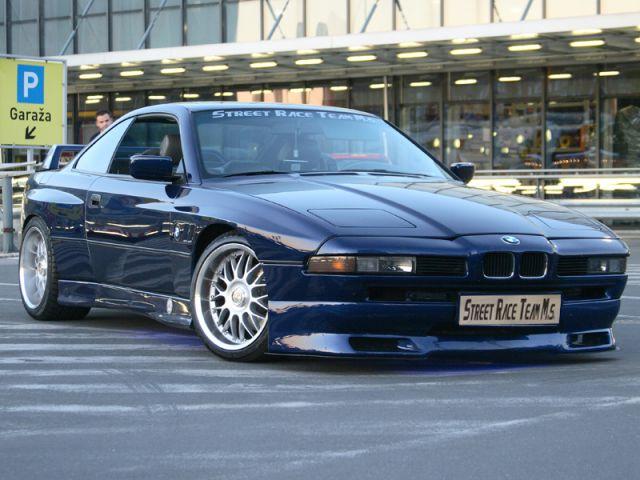 E31 850i Fotostories Weiterer BMW Modelle 8er