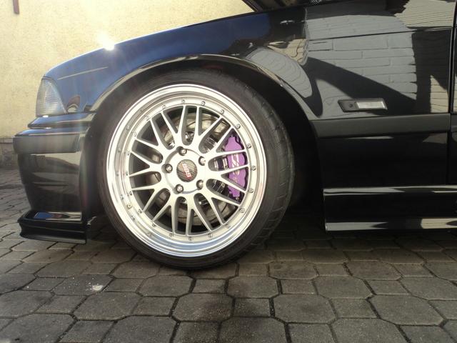BMW E36 4.4 V8 (M62B44) DTMPower (PL) - 3er BMW - E36