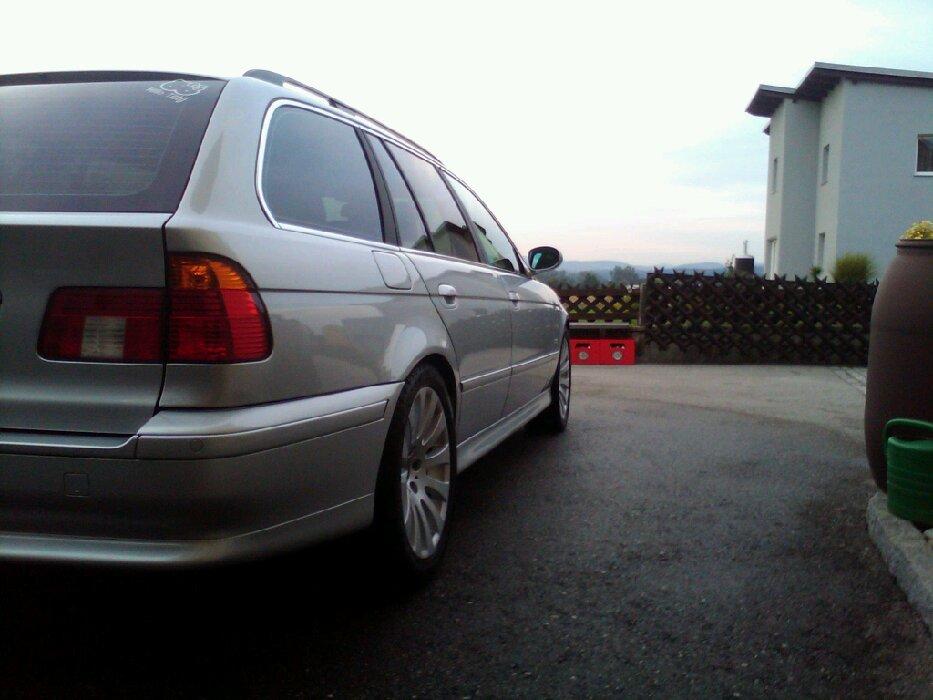 Mein Ex Daylidriver - 5er BMW - E39