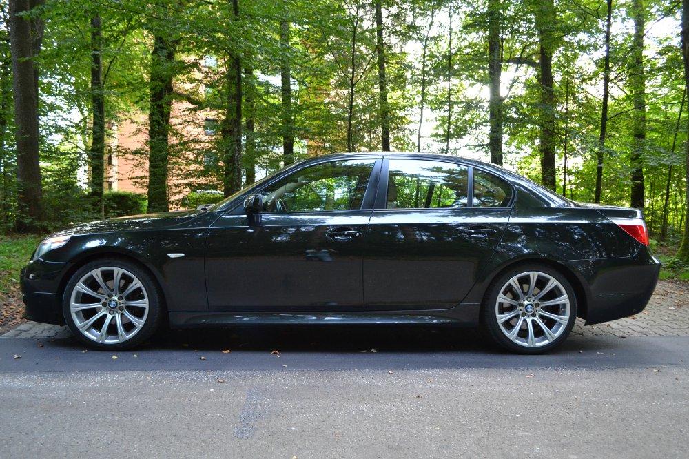 mein 5er 530i - 5er BMW - E60 / E61