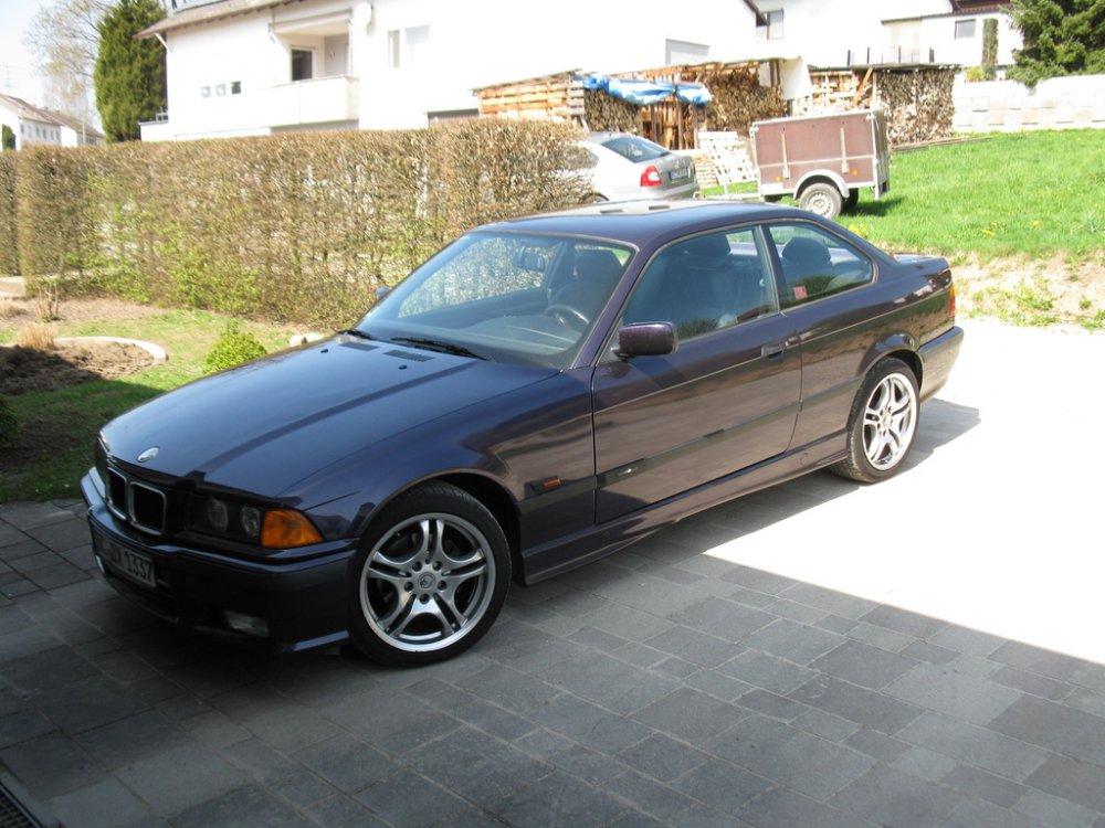 e36 Coupe :) - 3er BMW - E36