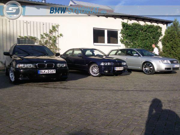e39 530d, mein alltagsauto... - 5er BMW - E39