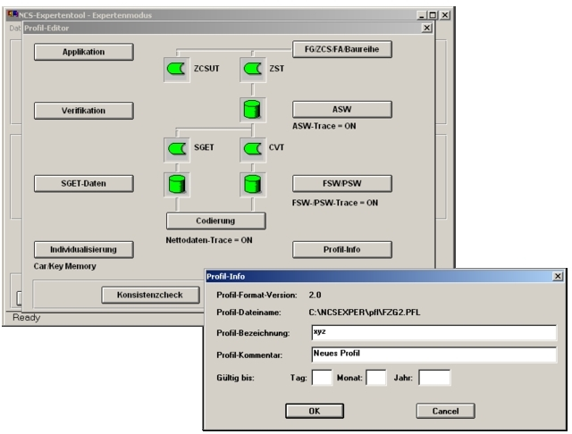 INPA / NCS EXPERT Programmbeschreibung [ BMW Codierung, Diagnose und ...