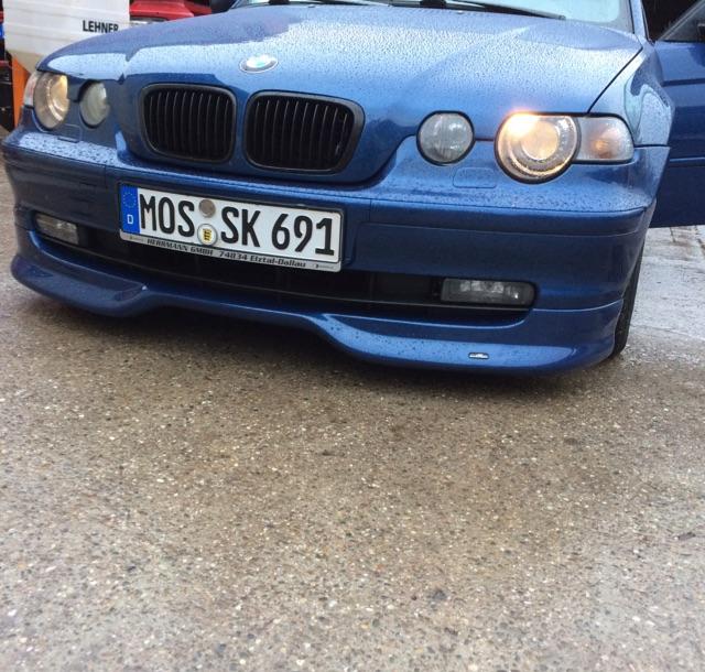 330ti AC Schnitzer Umbau [ 3er BMW
