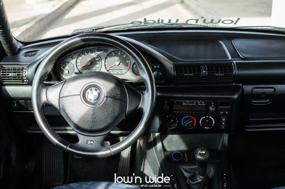 E36 318Ti - M44B19 - 3er BMW - E36