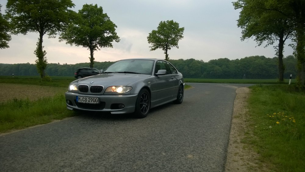 E46 330Ci mit O.Z. Alleggerita HLT - 3er BMW - E46