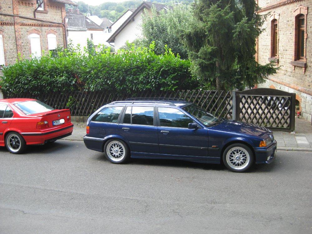 BMW Alltags-Touring, E36 M-Technik - 3er BMW - E36