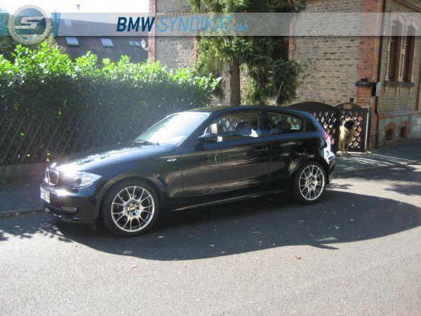 BMW 120i BBS Sport - 1er BMW - E81 / E82 / E87 / E88