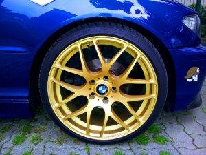 - NoName/Ebay - PDW Kaiser Felge in 8.5x19 ET 35 mit Hankook Ventus S1 EVO Reifen in 225/35/19 montiert vorn Hier auf einem 3er BMW E46 320i (Coupe) Details zum Fahrzeug / Besitzer