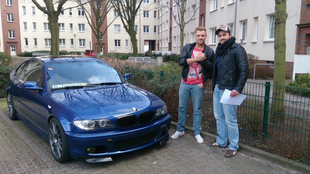 ///MFEST 2014 - SOLD - 3er BMW - E46