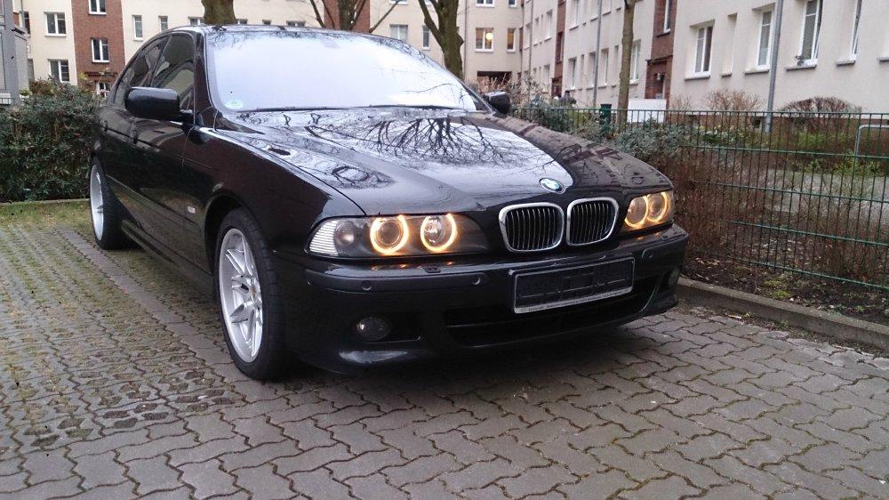 ///MFEST 2014 - VERKAUFT - 5er BMW - E39