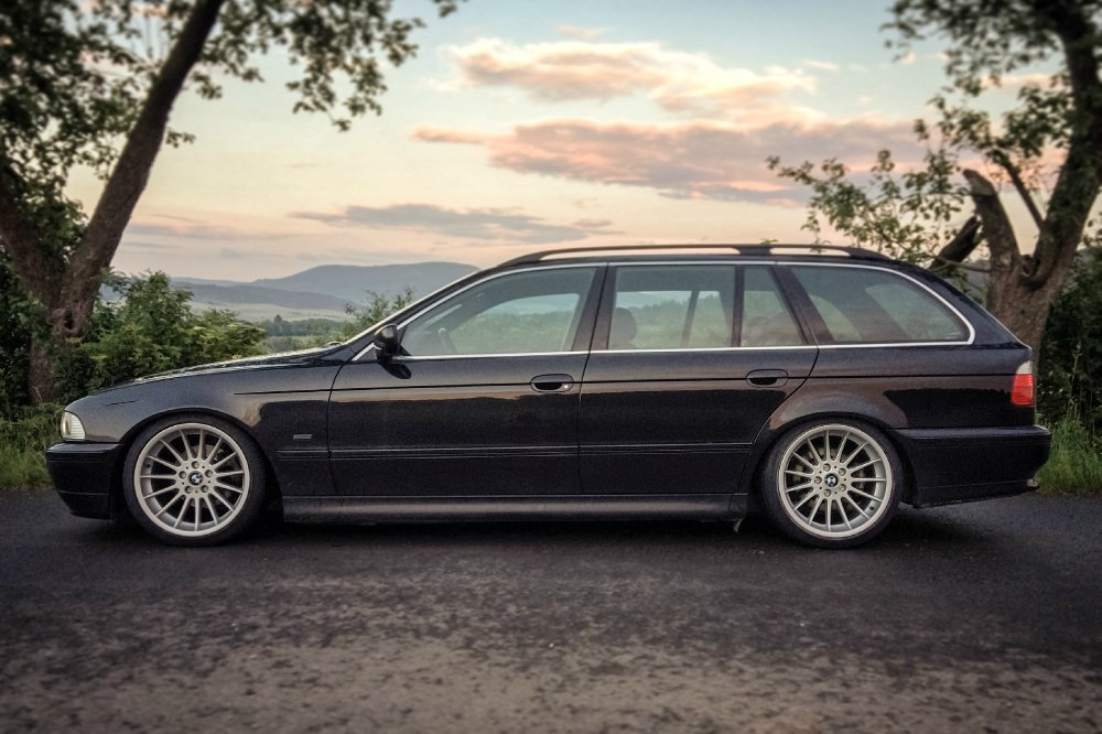 520i meets Styling 32 Concave - 5er BMW - E39