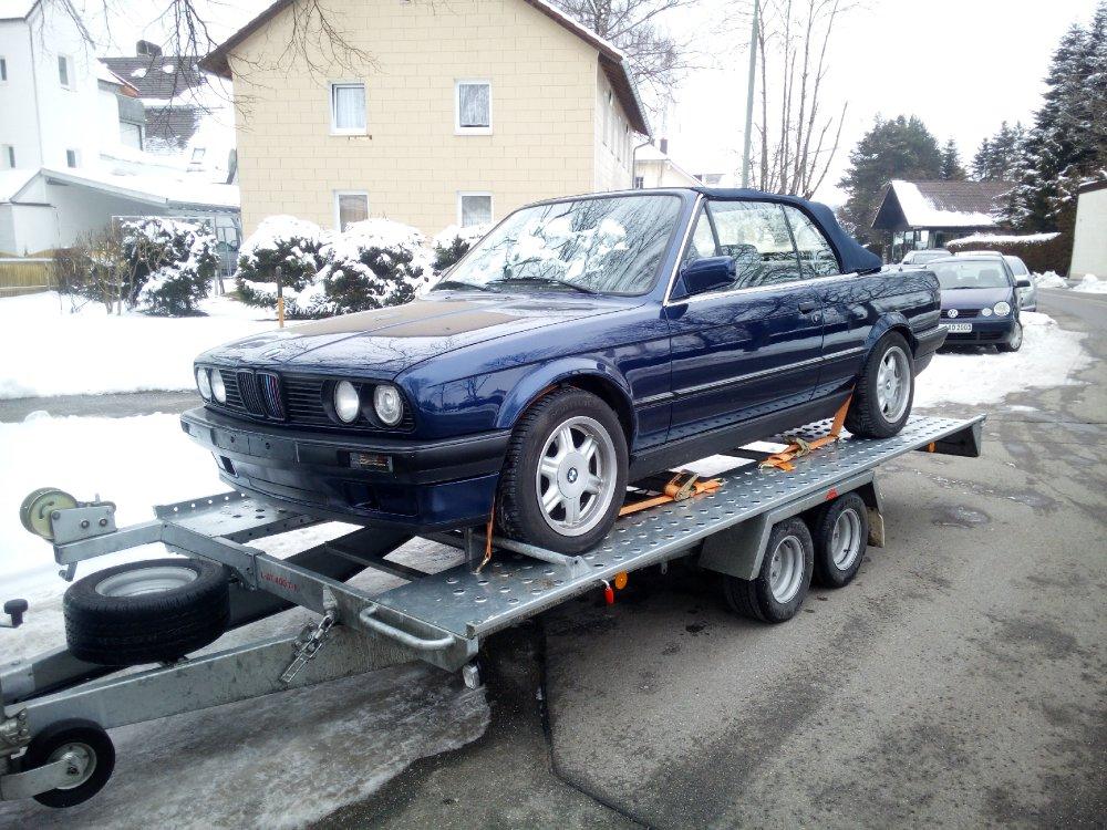 BMW E30 340i Cabrio - 3er BMW - E30
