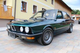 BMW_E28_532i_Limousine BMW-Syndikat Fotostory