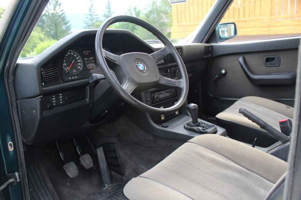 BMW E28 532i Limousine - Fotostories weiterer BMW Modelle