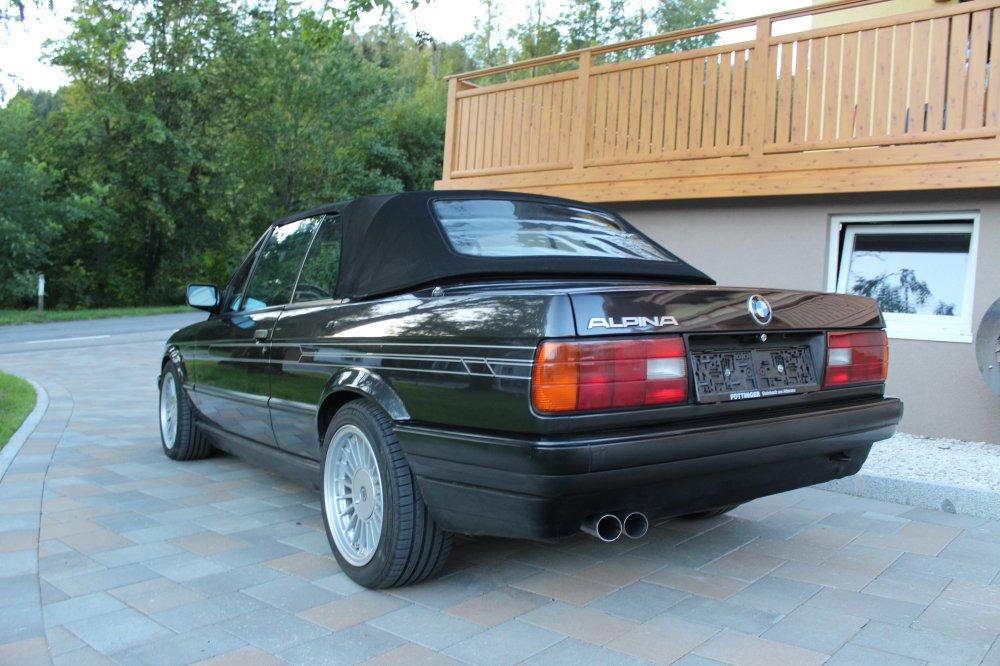 BMW E30 325i Cabrio - 3er BMW - E30