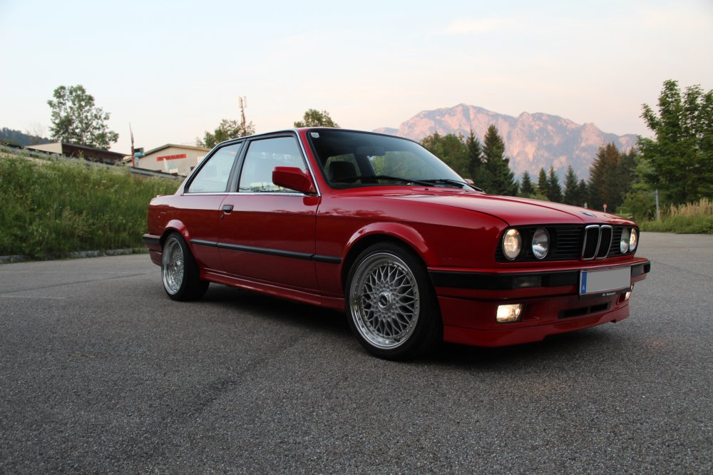 BMW E30 318is Umbau - 3er BMW - E30