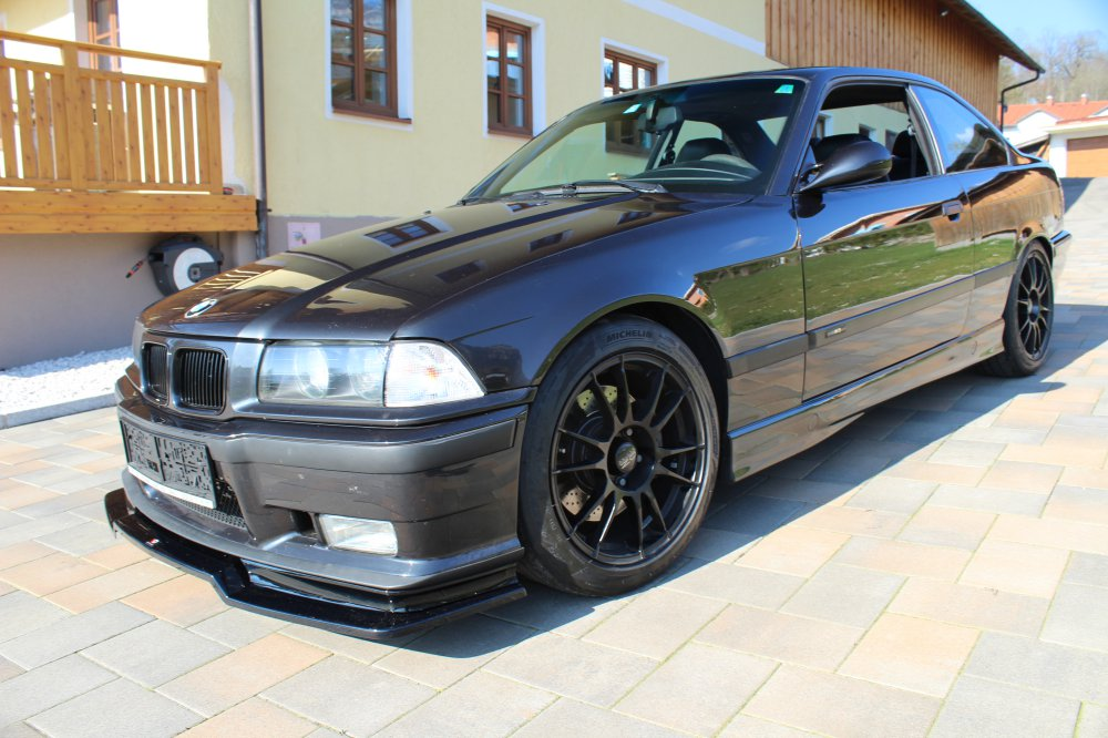 BMW E36 M3 Coupé - 3er BMW - E36