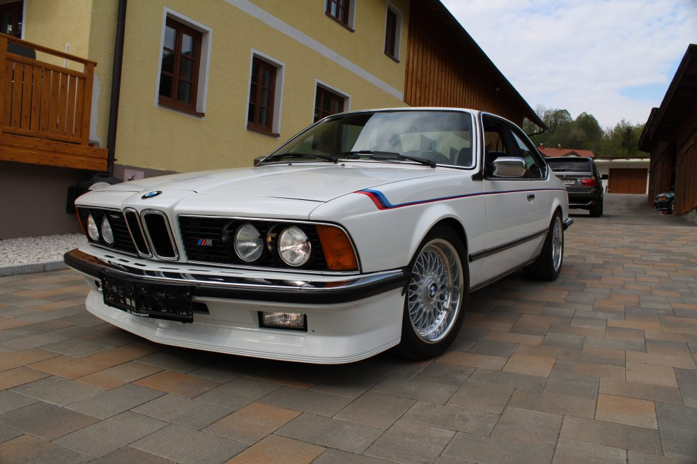 BMW E24 635CSI - Fotostories weiterer BMW Modelle