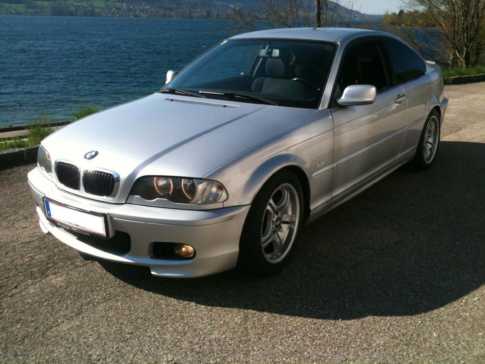 bmw e46 318ci 3er bmw e46 coupe tuning fotos. Black Bedroom Furniture Sets. Home Design Ideas