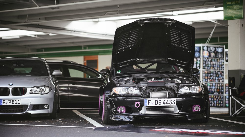 SMITH PERFORMANCE - E46 M3 Widebody & Kompressor - 3er BMW - E46