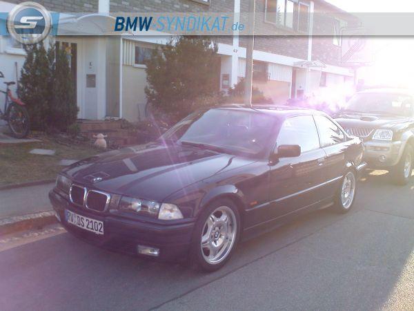 BMW E36 Coupe - 3er BMW - E36