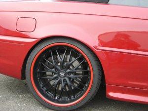 Barracuda Voltec Felge in 9x19 ET 35 mit Nankang  Reifen in 265/30/19 montiert hinten Hier auf einem 3er BMW E46 330i (Cabrio) Details zum Fahrzeug / Besitzer