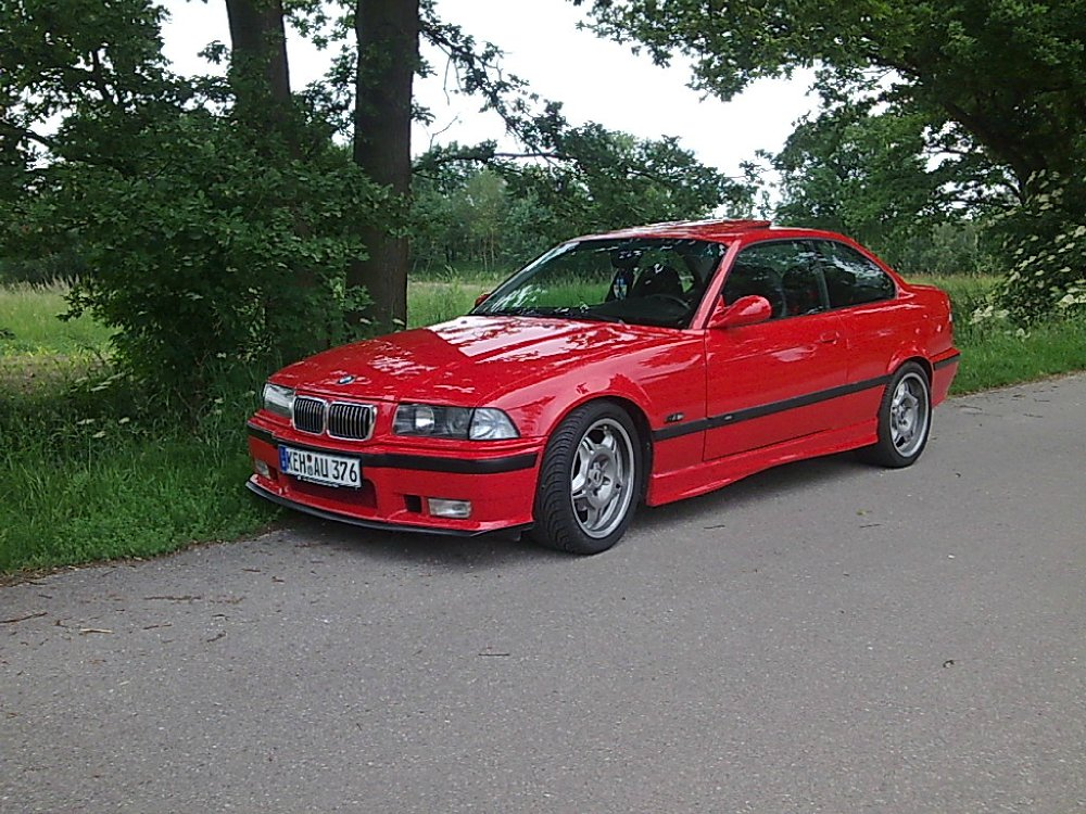 bmw e36 m 318is hellrot 3er bmw e36 coupe. Black Bedroom Furniture Sets. Home Design Ideas