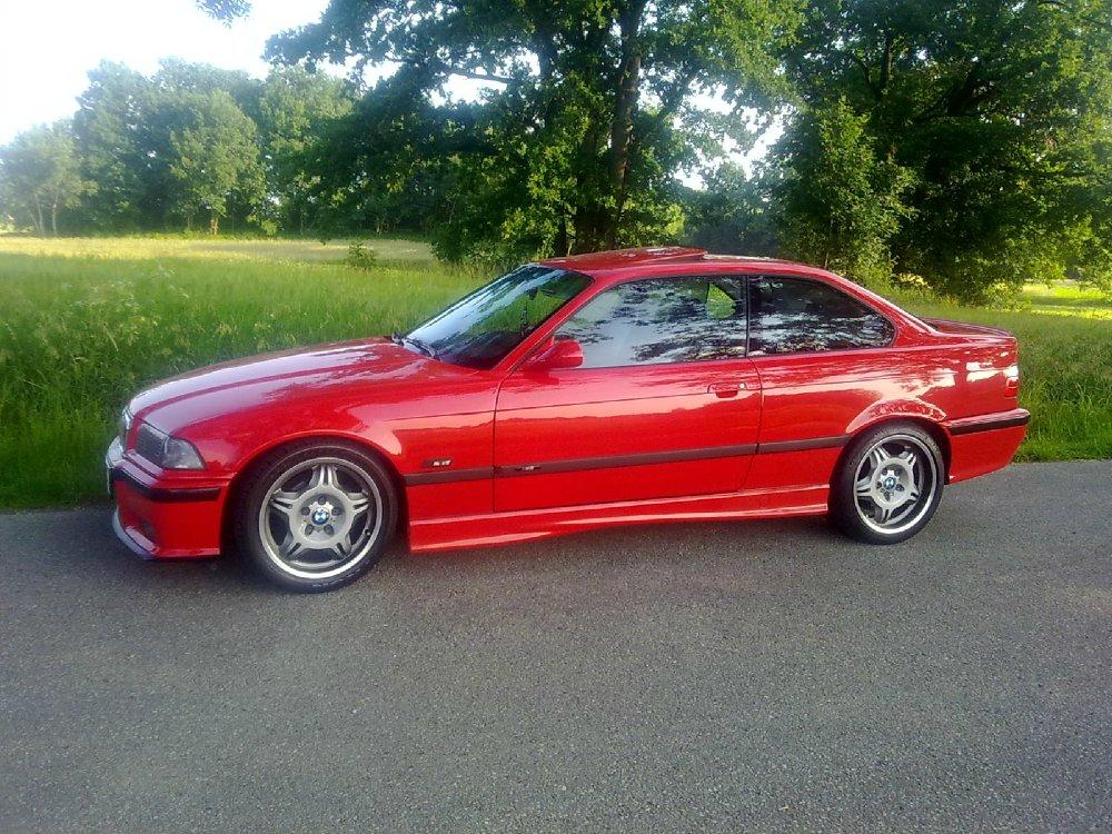 "BMW E36 M 318is "" Hellrot "" [ 3er BMW - E36 ] ""Coupe ..."