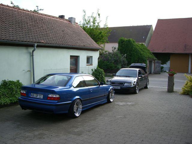 QP 328i mit Carline - 3er BMW - E36