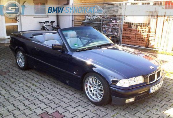 BMW E36 Cabrio 320i - 3er BMW - E36