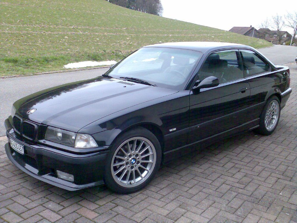 e36 328i coupe in cosmosschwarz 3er bmw e36 coupe. Black Bedroom Furniture Sets. Home Design Ideas