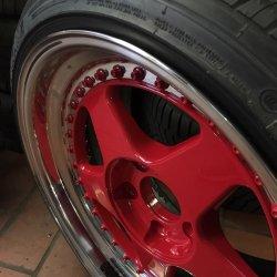 O.Z Futura Felge in 8.5x17 ET 13 mit Nankang NS 2 Reifen in 205/40/17 montiert vorn Hier auf einem 3er BMW E36 325i (Coupe) Details zum Fahrzeug / Besitzer